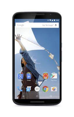myneblogelectronicslcdphoneplaystatyon: Motorola Nexus 6 Unlocked Cellphone, 32GB, Midnigh...