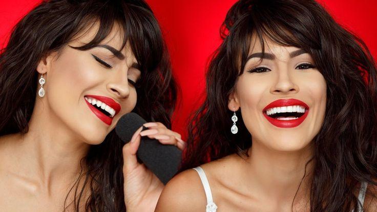 SELENA QUINTANILLA MAKEUP TRANSFORMATION | DESI PERKINS – Makeup Project
