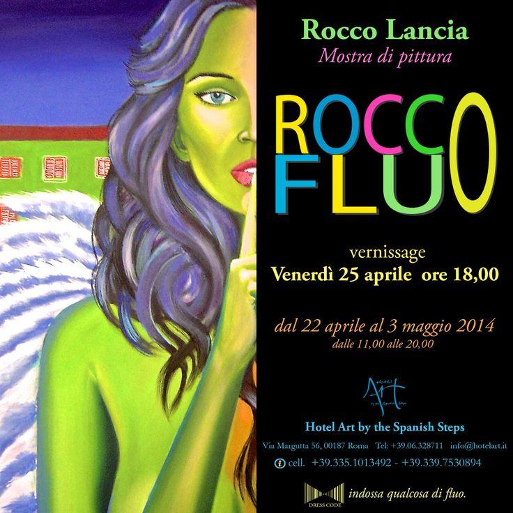 Exhibition in Rome, Via Margutta