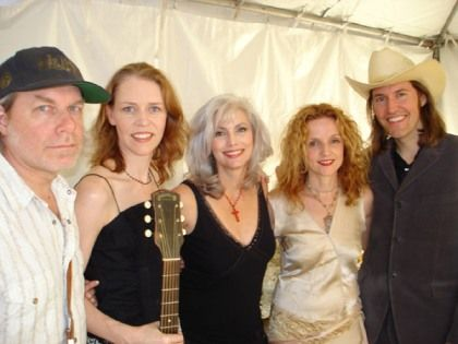 Emmylou Harris, Buddy Miller Patty Griffin and Gillian Welch and David Rawlings for a three-week outing dubbed the Sweet Harmony Traveling Revue