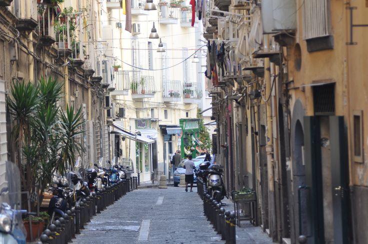 Napoli,vicolo di san Pasquale