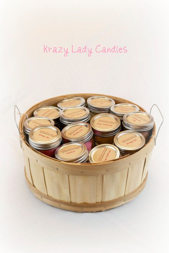 Mason Jar Soy Candle 4 oz- Any seven (7)... You Pick the Scent...Mason Jar… Mason Jar Soy Candle 4 oz- Any seven (7)... You Pick the Scent...Mason Jar Candle...Soy Scented...Country Decor - 웹