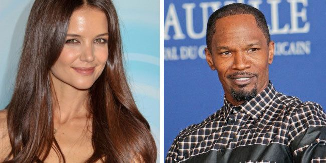 Are Katie Holmes and Jamie Foxx Dating? Learn more: http://www.womensforum.com/are-katie-holmes-and-jamie-foxx-dating.html #katieholmes #jamiefoxx #datingrumor #entertainment #celebrity #celebgossip #womensforum