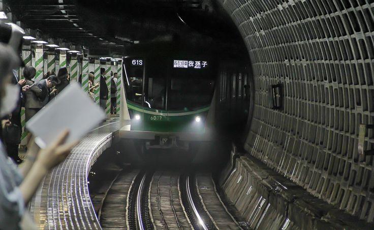 千代田線・国会議事堂前駅