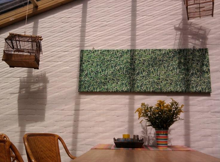 17 beste afbeeldingen over tuin metamorfose op pinterest tuinen tuin en buitenkeukens - Deco kleine zithoek ...