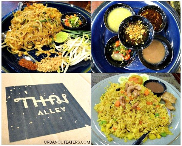 Thai Alley  Pacific Place 5th Flr.  Jl. Jendral Sudirman Kav 52-53  Jakarta  Phone: (021) 57973600  Average Spending: IDR 150.000
