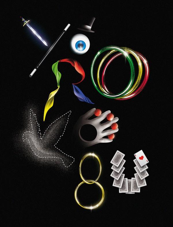 Yorokobu cover proposal by Josep Prat Sorolla, via Behance