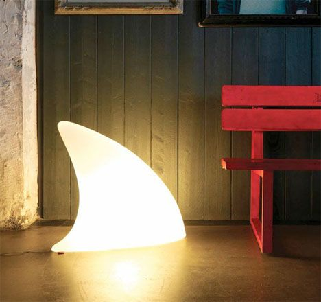 Shark Lamp 1  Illuminating Danger: Shark Lamp Lurks on Home Surfaces
