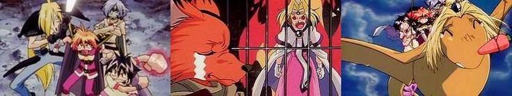 Slayers S3 VOSTFR/VF DVD | Animes-Mangas-DDL