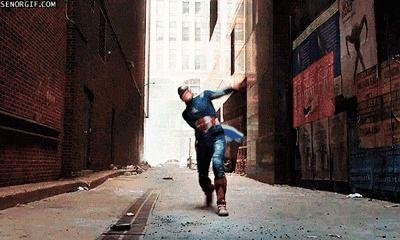 Thanks Cap.