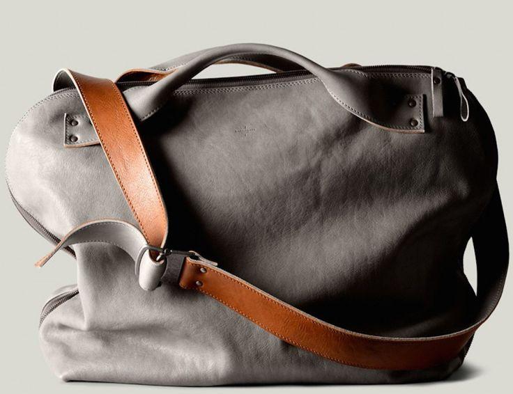 shoulder bag by hard graft