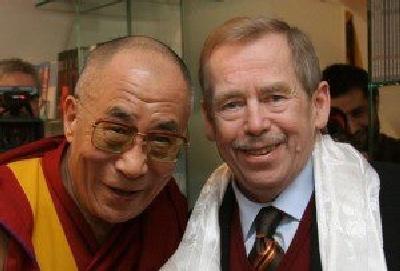 Václav Havel has passed away.....