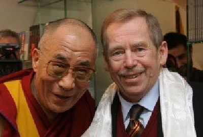 Václav Havel has passed away.....
