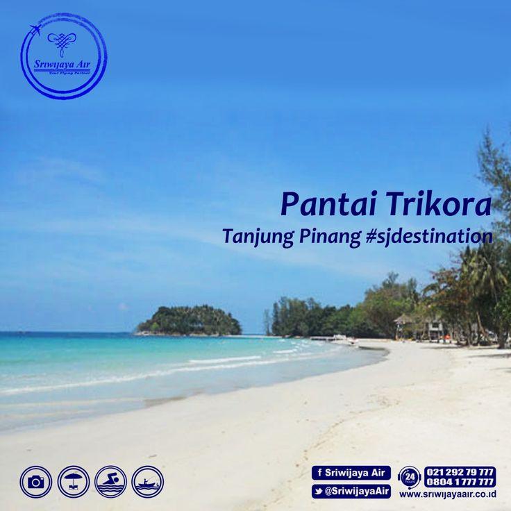 Saat memijakkan kaki di Tanjung Pinang, jangan lupa untuk mengunjungi Pantai Trikora ya Partners. Pantai Trikora memiliki tekstur pantai yang landai dan dipenuhi bebatuan di bibir pantainya. Selain bersantai, Anda juga bisa ber-snorkling di sini. Kunjungi Tanjung Pinang dan cari tahu banyak hal menarik di sini Partners.