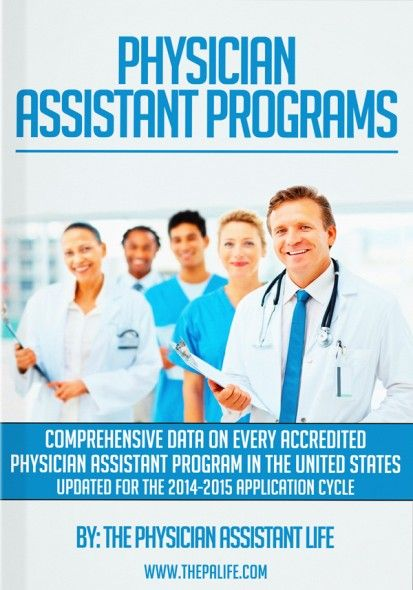 The Physician Assistant School and Program Directory eBook | The Physician Assistant Life