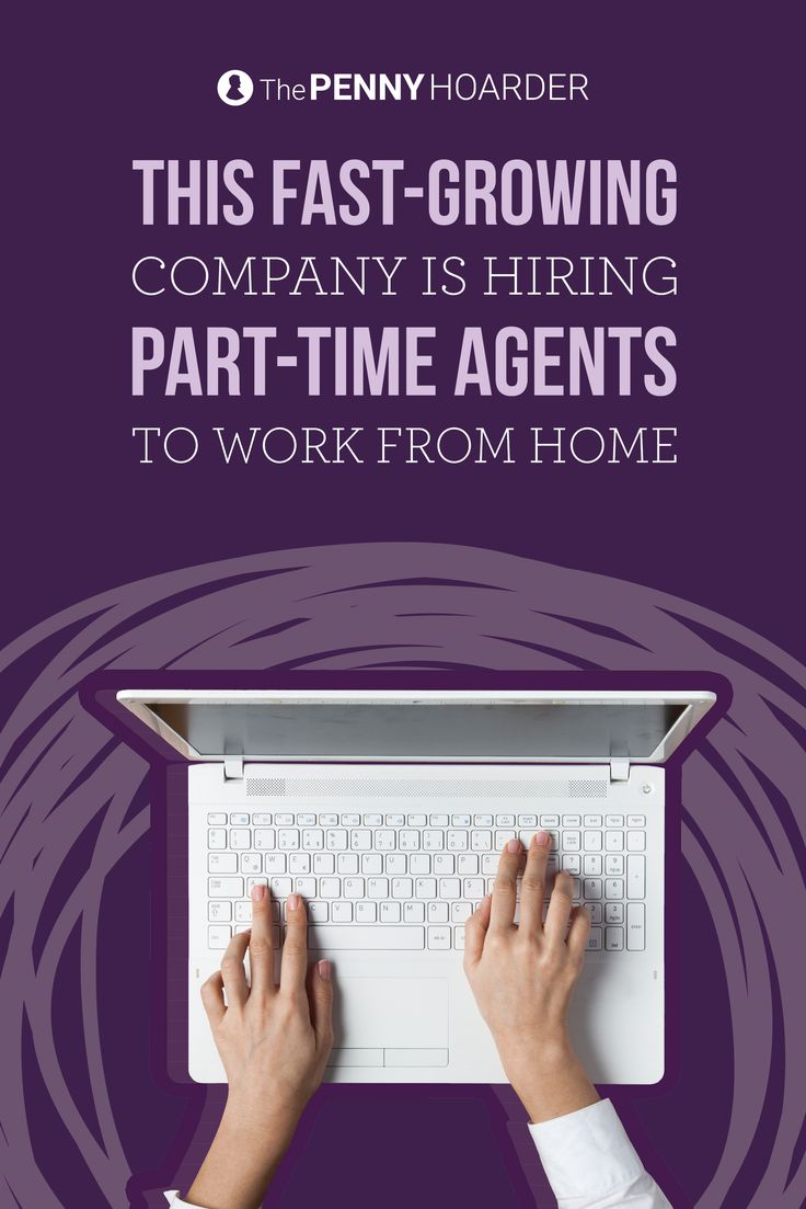 GLOBO is hiring part-time call center agents to work from home. Click here for all the details! @thepennyhoarder