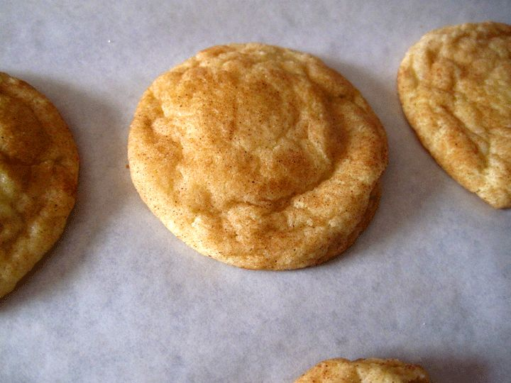 Snickerdoodle Cookies Recipe for High Altitude Baking — High Altitude Bakes