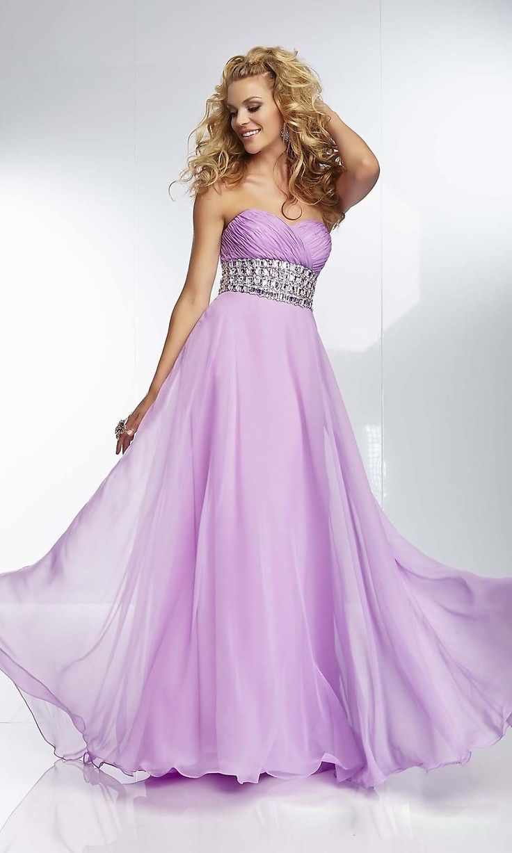 dresses for prom lavender - Google Search