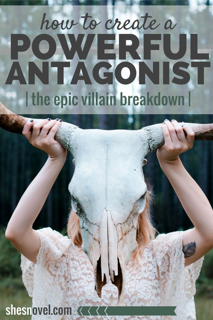 The Epic Villain Breakdown: How to Create a Powerful Antagonist from the How To Write A Story guide on ShesNovel.com