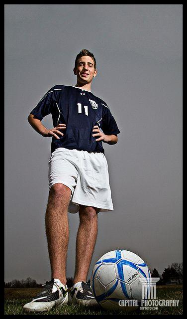 Soccer Senior Portrait by daviddettmann, via Flickr
