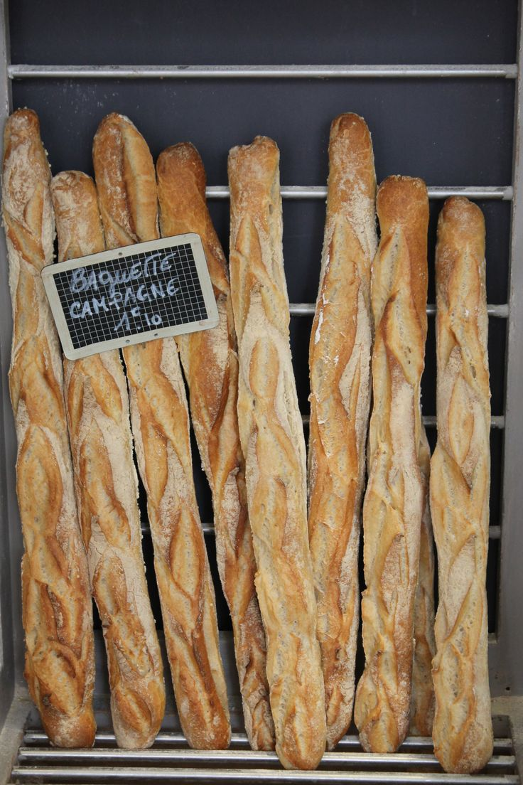 how to order a baguette in french with every day Parisian baguettes in paris @rebeccaplotnick