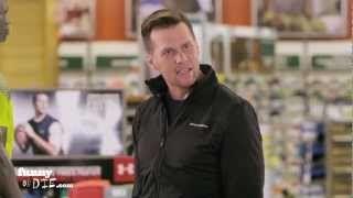 Tom Brady's Wicked Accent, via YouTube. Hilarious...