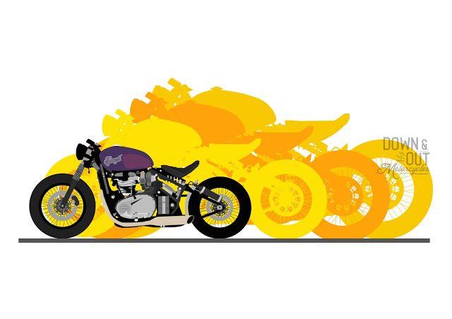 Cafe Racer Artworks - RocketGarage - Cafe Racer Magazine