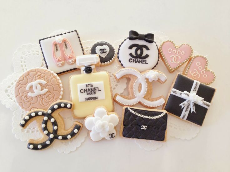 Cookies of the Chanel by C.bonbon