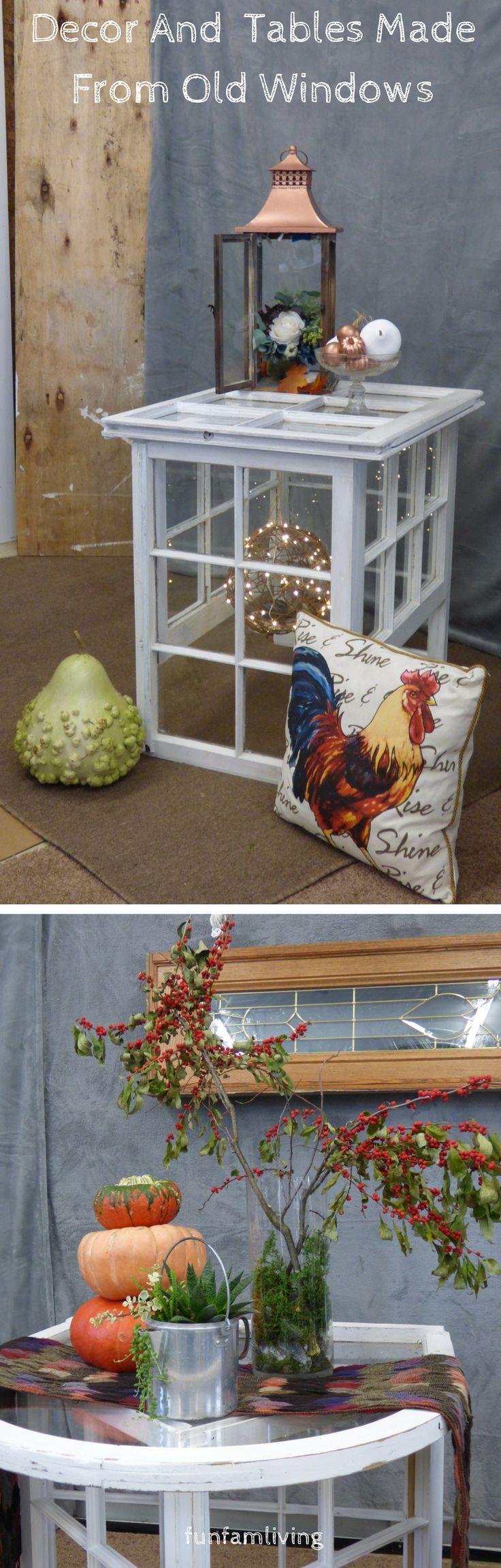 Super creative and love the farmhouse decor!