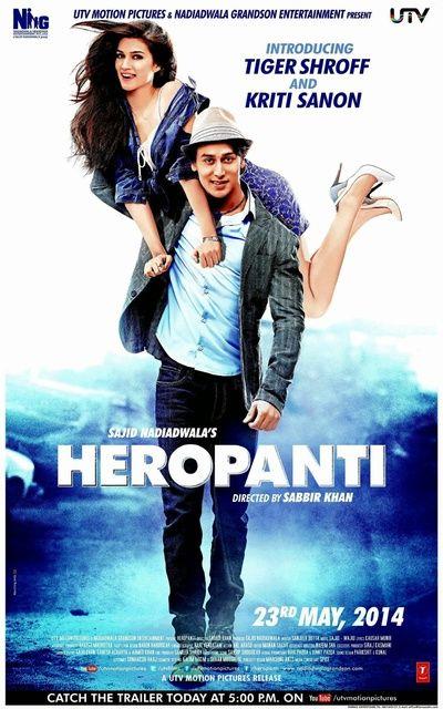 Heropanti - Tiger Shroff
