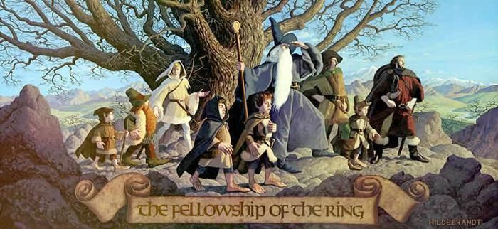 """The #Lord of the Rings"" J. R. R. Tolkien. #book"