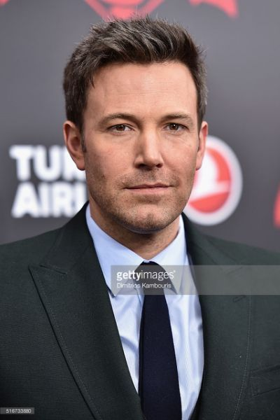 Actor Ben Affleck attends the 'Batman