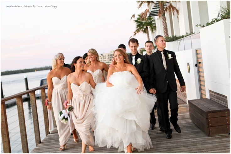 {Bec & Ben} Salacia Waters Wedding – Gold Coast » Jessie Baker Photography