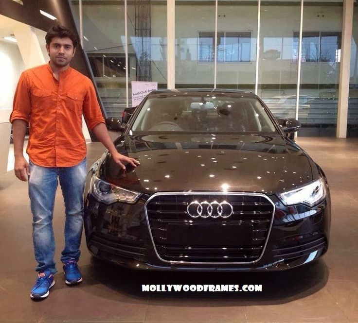 Mollywood Frames. - Malayalam cinema | Malayalam films | Malayalam movies | Malayalam film news: Nivin Pauly bought a brand new Audi A6
