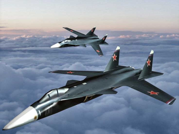 fighter jets | Russian Fighter Jets