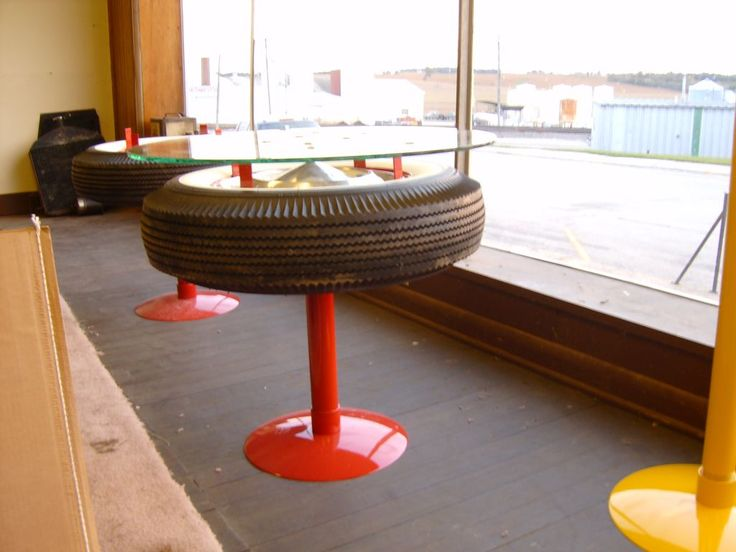 Best 25+ Tire table ideas on Pinterest | Tire ottoman ...