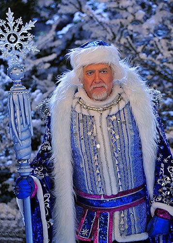 ded moroz costume - Google Search