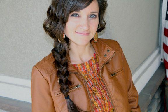 Simple Messy Braid | Cute Girls Hairstyles