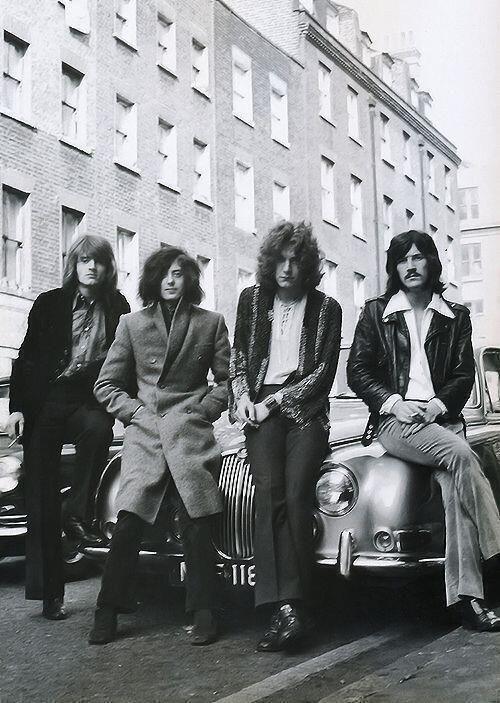 Led Zeppelin 1968