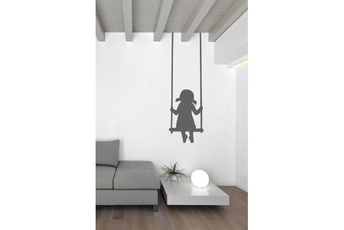 Swing life away by Stickaroo, Wall stickers, Art & Wall decals