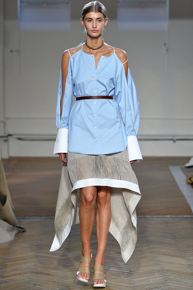 See the Palmer - Harding spring/summer 2016 collection. Click through for full gallery at vogue.co.uk