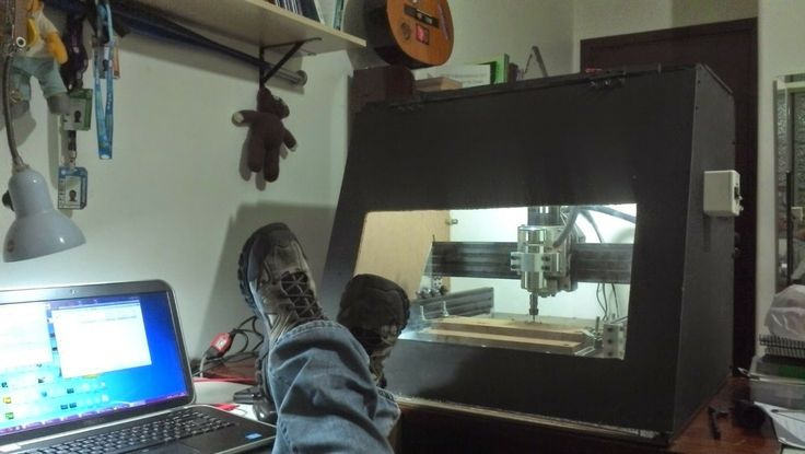 Ai ai, como é chato trabalhar com Usinagem CNC rss