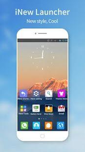 Apklio - Apk for Android: iNew Launcher - NEW Launcher Prime 1.4 apk