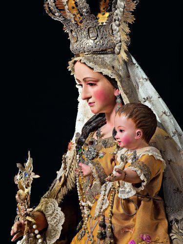 Nossa Senhora dos Remédios - Paróquia dos Santos Mártires, Málaga (Espanha)