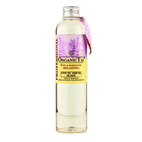 Масло для тела и аромамассажа «Расслабляющее» PRO 260 мл - Каталог - RFCosmetics.ru