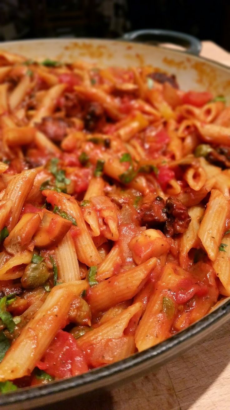 Slimming World Delights: One Pot Pizza Pasta