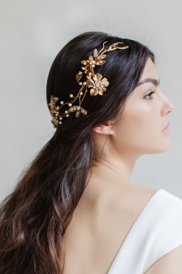 519 best boho bride images on pinterest | bridal hair accessories