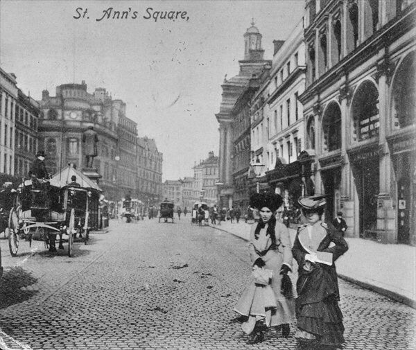 St Anne's Square Manchester