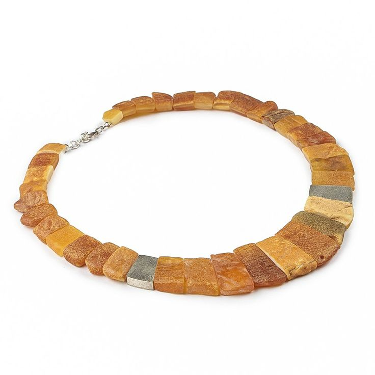 The Show Stopper: Amber Necklace I MY MAGNIFICO