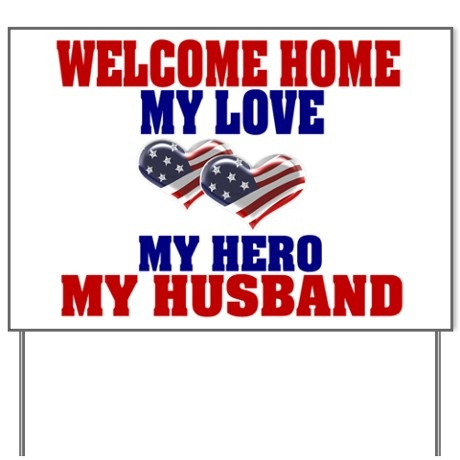 14 best welcome home banner ideas! images on pinterest | military